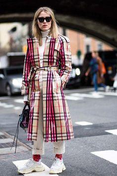 Street style from New York Fashion Week autumn/winter '18/'19