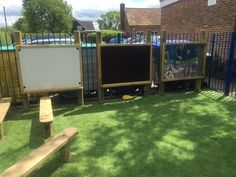 Long Marston VA Primary School - EYFS Playground | Pentagon Play
