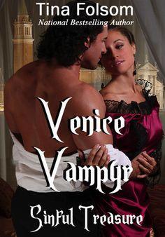 Sinful Treasure (Venice Vampyr #3) by @Tina Folsom
