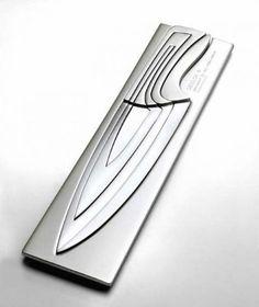 The Deglon Meeting Knife Set