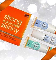 Give your skin a little TLC this winter with Mio Skincare Strong Is The New Skinny Kit. Featuring the best in #allnatural, #awardwinning, #bodyfirming #bodycare. Explore now: ow.ly/zi94308MgSU