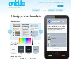 Creating a Mobile Version of Your Website