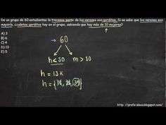 El Blog del Profe Alex: Razonamiento Lógico Matemático Ejercicios Resueltos