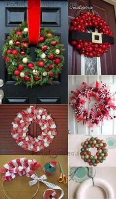 Veja dicas e fotos de decoração chic e criativa para o Natal e festas sem precisar gastar muito para que sua casa fique maravilhosa!