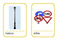 Vocabulario la calle