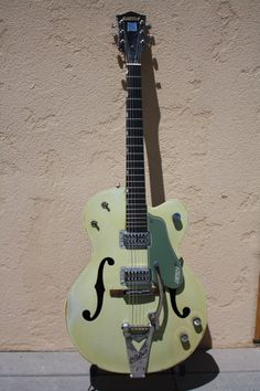 1959 Gretsch Double Anniversary, smoke green