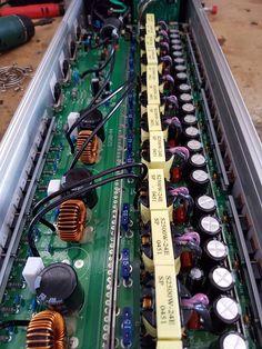 Γενική επισκευή inverter 2500w 24v @P & G Energy Kos