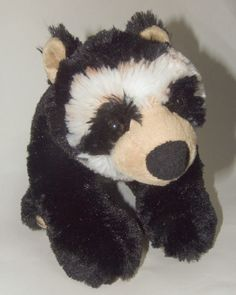 Build a Bear Zoo Andean Bear or Spectacled Bear