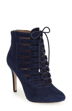 BCBGeneration 'Belini' Lace-Up Bootie (Women) available at #Nordstrom