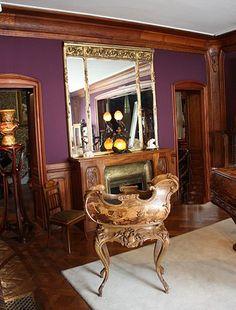 Villa Majorelle,inner view,Nancy,France.  Вилла Мажорель,внутренний вид,Нанси,Франция. 别墅雷勒,内观,法国南锡。 Photo:Dguendel/Wikipedia