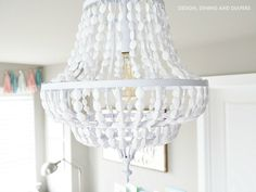 beaded chandelier - Google Search