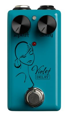 Seven Sisters - Violet Delay  Never judge a book by her cover. This sweet, demure sister hides, within her tiny frame, a massive delay (800m/s).  Possibly the most petite 800m/s delay in the world…….