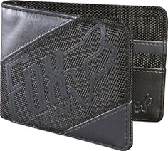 2013 Fox Racing Created To Destroy Casual Motocross MX Dirt Accessories Wallets