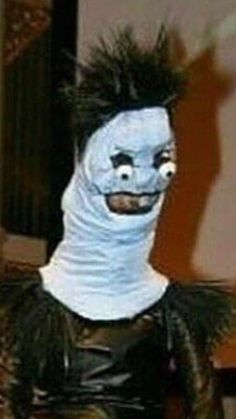 I feel that this is the physical representation of the Death Note live action Death Note Live Action, Death Note Funny, Funny Profile Pictures, Reaction Pictures, Funny Pictures, Anime Villians, Anime Characters, Funny Anime Pics, Cursed Images