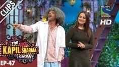 When Dr. Mashoor Gulati met John and Sonakshi-The Kapil Sharma Show-Ep.4...