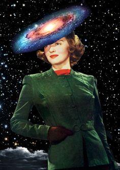 "sammyslabbinck: ""' Andromeda Galaxy hat ' © Sammy Slabbinck 2015 portfolio / facebook / shop """