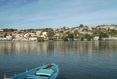 Ganzirri's Lake - Messina - Italy