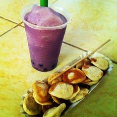 Zago & FishBall @ Philippines street food