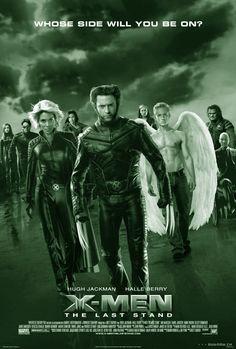 X-MEN, THE LAST STAND: derde film over het Marvel Comics-superheldenteam de X-Men uit 2006. De film werd geregisseerd door Brett Ratner en geschreven door Simon Kinberg en Zak Penn. Het is een sequel op de films X-Men (2000) en X2 (2003). The Last Stand draait geheel om een nieuw geneesmiddel voor mutanten dat voor veel spanningen zorgt tussen mensen en mutanten. Ook centraal staat de mysterieuze terugkeer van Jean Grey die aan het eind van X2 leek om te komen.