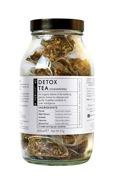 Herbal Tea Detox | Credo Beauty