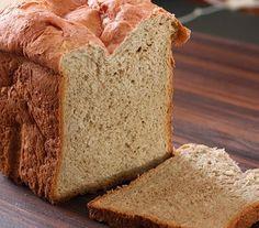Máquina de Pão: Pão Integral de Iogurte e Mel