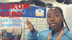 Eskom Expo for Young Scientists is an exposition, or science fair, where students have a chance to show others their projects about their own scientific inve. Science Fair, Scientists, Student, Youtube, Youtubers, Youtube Movies