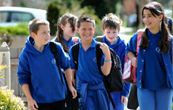 The Walking School Bus Program (now Walk to School) is a past VicHealth initiative that gave communities a way to get children walking to/from school again. Walk To School, Physical Activities, Physics, Promotion, Walking, Walks, Hiking, Physique
