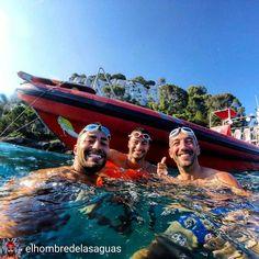 from @elhombredelasaguas . . Día de agua!!!! #openwaterswimming #openwaters #aguasabiertas #longswim #longdistanceswimming #ows #marabierto #nadarenelmar #nadadoresdeaguafria #swimmingtime #3athlonlife #tri_community #triswimpics #nadadores #swimswim #swimswam #triathlon_in_the_world #igswim #justkeepswimming #swimteam #swimtogether
