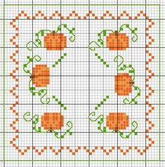 Biscornu Free Patterns... no color chart available, just use the pattern chart as your color guide.. or choose your own colors...