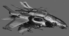 Concept Art Network - The Biggest Collection of Concept Art In The Universe! - page 13