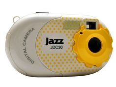 Introducing Jazz JDC30 13 Digital Camera with Interchangeable Faceplates Yellow. Great product and follow us for more updates!