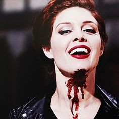 Just found out Alaina Huffman will be at ChiCon!  Can't wait to see Abaddon!!