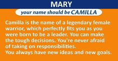 What Should Your Name Be?