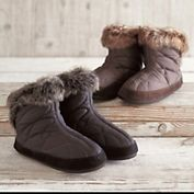Luxurious Down Slippers