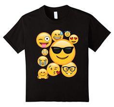 Emoji Pack ComboT-shirt Emoticon Smily Face Tshirt.