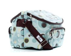 12-hour Shift 2-sided Lunch Bag (Galaxy)