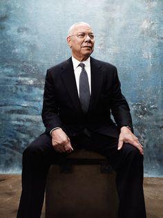 Colin Powell Family   Colin Powell: Why We Serve   Parade.com
