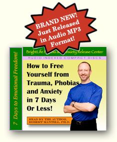 PTSD & Fast Phobia Treatment/Cure Self-Help Home-Study Program: How to Free Yourself from Trauma, Phobias & Anxiety in 7 Days Or Less!