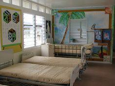 Our Solomon's Stories: Helena Goldie Hospital, Munda. Sunnybank Hills, Rotary Club, Solomon Islands, Bunk Beds, Furniture, Home Decor, Decoration Home, Loft Beds, Room Decor