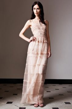 Temperley London Pre-Fall 2014 Fashion Show Collection