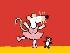 Maisy the Ballerina Artist: Lucy Cousins