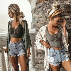 Frisuren Frisuren Source by outfits for summer Cute Casual Outfits, Cute Summer Outfits, Boho Chic Outfits Summer, Comfortable Summer Outfits, Denim Street Style, Boho Fashion, Fashion Outfits, Fashion Tips, Fashion Quiz