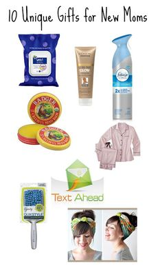 10 Unique Gifts New Moms ACTUALLY Need | Marie Osborne
