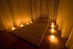 spa massage room idea~ thai massage