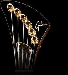 Gibson Moderne (one Headstock ...)