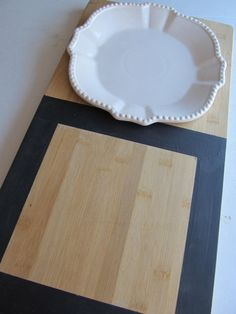SALE, SALE, SALE!  Wood Cheese Board Set with Chalkboard Frame--Wood Cheese…