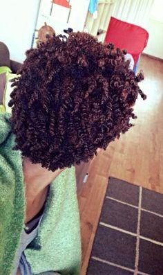 4c natural hair