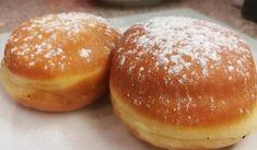 Koblihy recept | na masopustní pochoutku Hamburger, Bread, Food, Facebook, Brot, Essen, Baking, Burgers, Meals