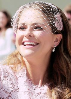 misshonoriaglossop:  Princess Madeleine celebrates her 32nd birthday today June 10, 2014 (b. June 10, 1982)