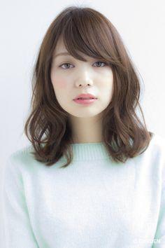 [Ramie] adult cute dreamy wave × Silky Beige (Terao Tsubusemi) | GARDEN HAIR CATALOG | Harajuku Omotesando Ginza beauty salon hair salon Garden